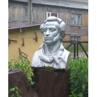 Бюст в г. Няндома (Россия)