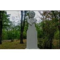 Bust in Новгородское (Ukraine, ?)