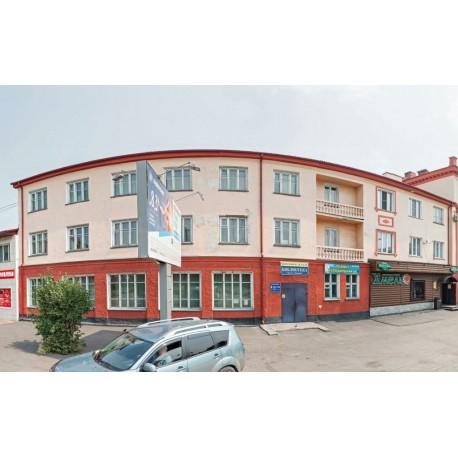 Центральная детская библиотека имени А.С.Пушкина, г.Прокопьевск (Russia)