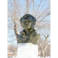 Bust in Актобе (Казахстан, 2014)