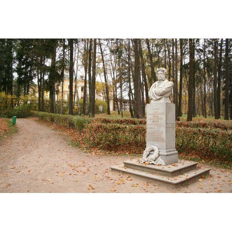Bust in Архангельское (Russia, 1903)