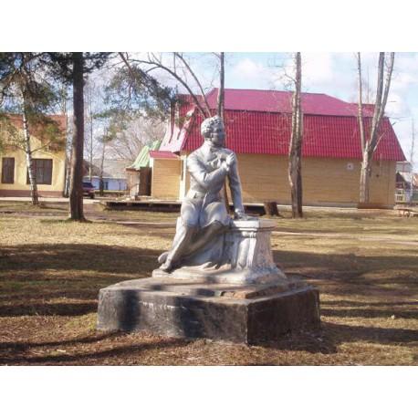 Figure in Бавлены (Russia, ?)