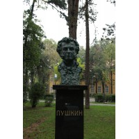 Bust in Баня-Лука (Босния и Герцоговина, 2008)