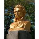 Bust in Белгород-Днестровский (Ukraine, 1952)