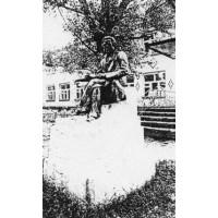 Figure in Беленченковка (Ukraine, 1952)
