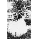 Фигура в селе Беленченковка (Украина, 1952)