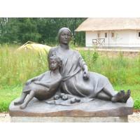 Фигура в деревне Петрово (Россия, 2008)