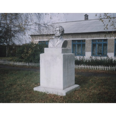 Bust in Борцово (Russia, 1937)