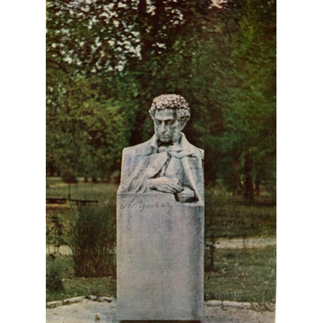 Bust in Бродзяны (Словакия, 1979)