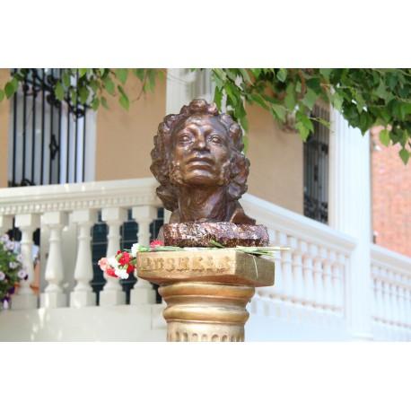 Bust in Вашингтон (США, 2014)