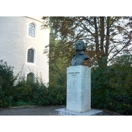 Bust in Веймар (Германия, 1949)