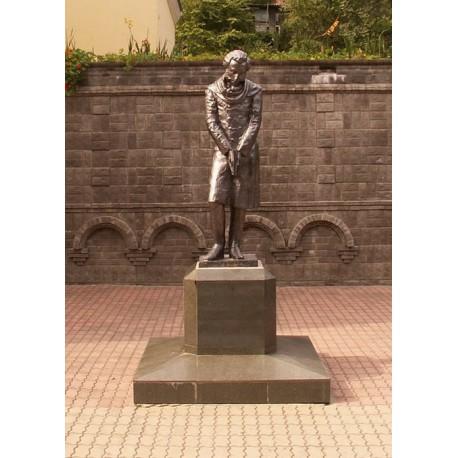 Figure in Владивосток (Russia, 1999)