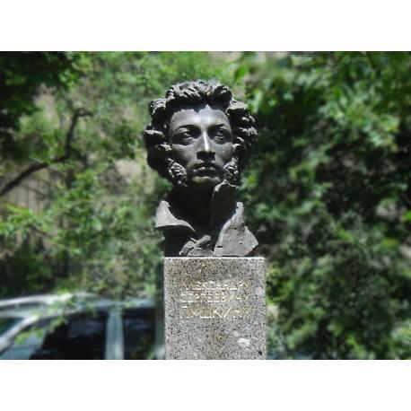 Бюст в г.Владивосток (Россия, 1997-2009)