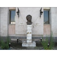 Bust in Владикавказ (Russia, ?)