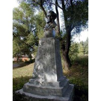 Bust in Владимир (Russia, 1960)