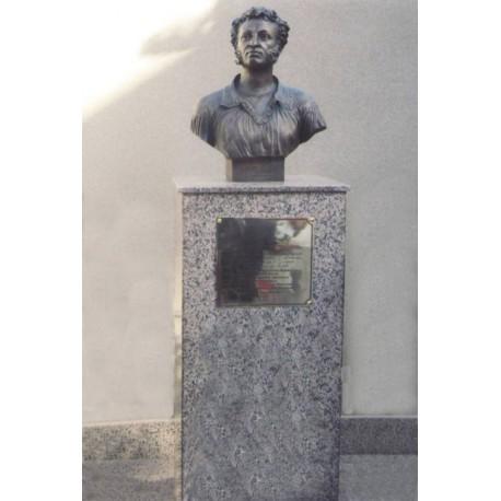Bust in Агадир (Морокко, 2015)