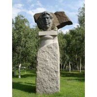 Bust in Волгоград (Russia, 1999)