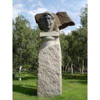 Бюст в г.Волгоград (Россия, 1999)