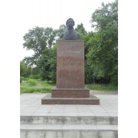 Bust in Волжск (Russia, 2009)
