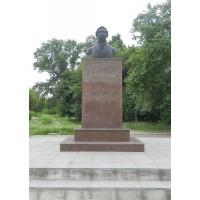 Памятник Пушкину в Волжске, Россия 2009