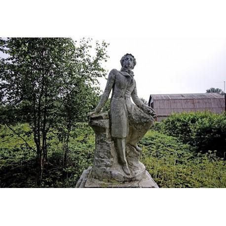 Figure in Волосово (Russia, ?)