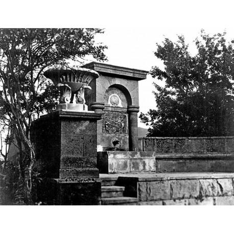 Стела in Гергер (Грузия, 1937)