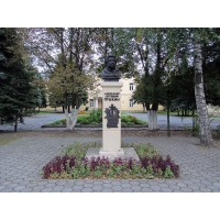 Bust in Гомель (Беларусь, ?)