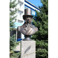 Bust in Горно-Алтайск (Russia, 2013)