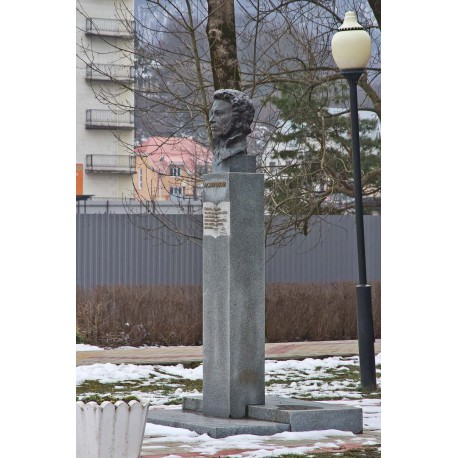 Bust in Горячий Ключ (Russia, ?)