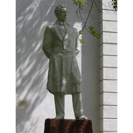 Figure in Гуково (Russia, )