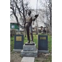 Figure in Гюмри (Грузия, 2012)
