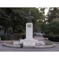 Bust in Джалал-Абад (Киргизия, 1999)