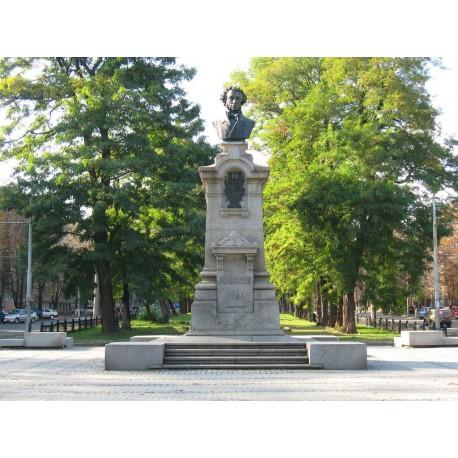 Bust in Днепропетровск (Ukraine, 1901)