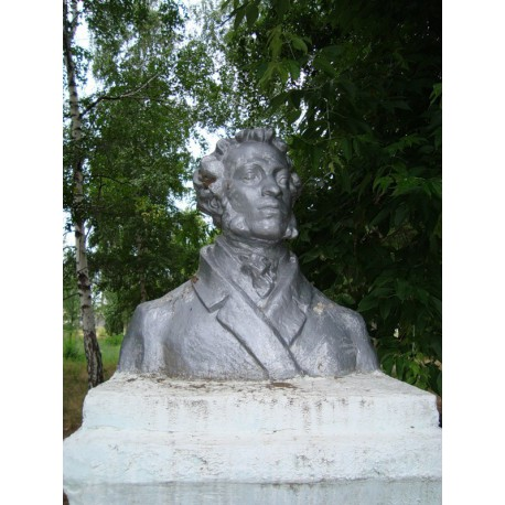 Bust in Дубовка (Russia, ?)