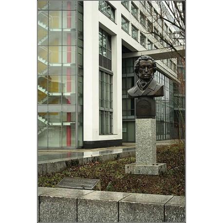 Бюст в г.Дюссельдорф (Германия, 1996)