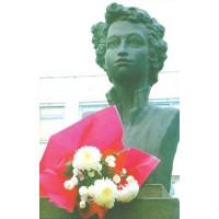 Бюст в г.Зеленодольск (Россия, 2006)