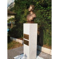 Bust in Зизикон (Швейцария, 2011)