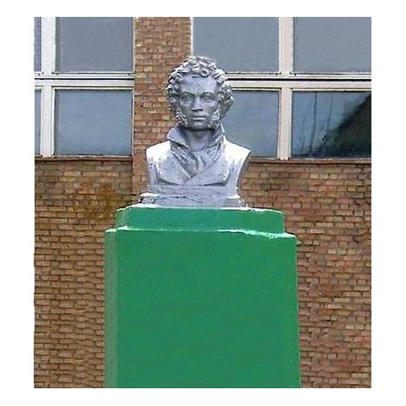 Bust in Зубова Поляна (Russia, ?)