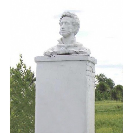 Bust in Зуевка (Russia, 1986)
