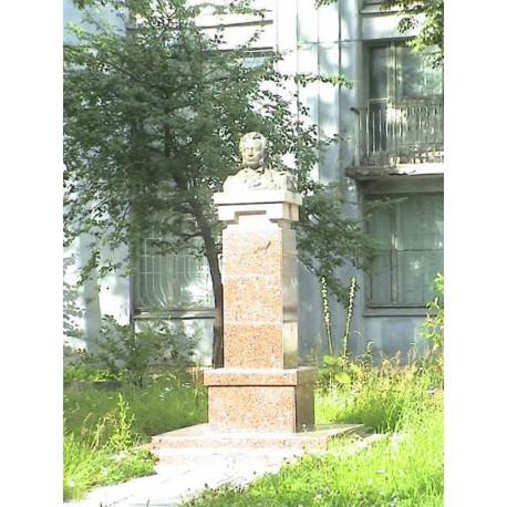 Бюст в г.Иваново (Россия, 1999-2005)
