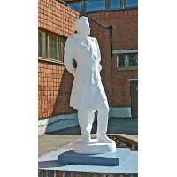 Figure in Ижевск (Russia, 1999)