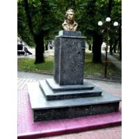 Бюст в г.Казатин (Украина, 1950-е)