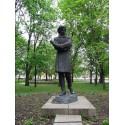 Фигура в г.Каменка (Украина, 1975)