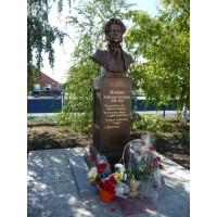 Bust in Каневская (Russia, 2012)