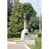 Bust in Кашира (Russia, 1999)