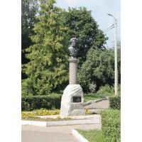 Бюст в г.Кашира (Россия, 1999)