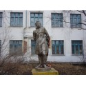 Figure in Кемь (Russia, ?)