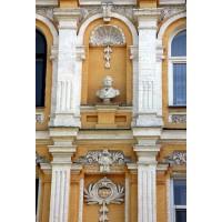 Фасадный в г.Киев (Украина, 1899)