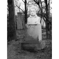 Бюст в г.Клинцы (Россия, 1942)