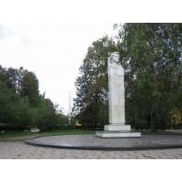 Бюст в г.Кременчуг (Украина, 1985)
